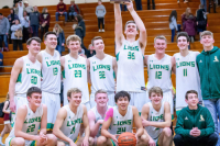 Gallery: Boys Basketball Lakewood @ Lynden
